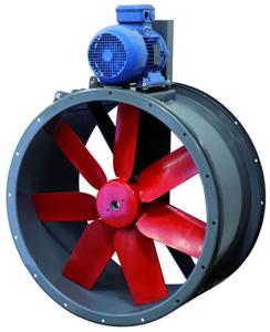 Resim S&P TTT-4-450 Yüksek Debili  Kanal Fanı