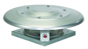 Resim S&P CRHB 4-560 Yatay Atışlı Çatı Fanı
