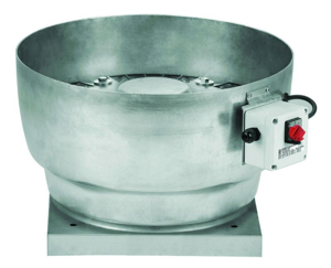 Resim S&P CRVT 4-500 Dikey Atışlı Çatı Fanı