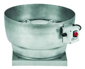 Resim S&P CRVT 4-560 Dikey Atışlı Çatı Fanı