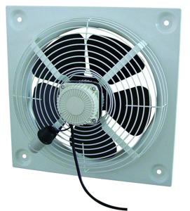 Resim S&P HXM 350 Duvar Tipi Fan