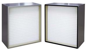 Resim Mikropor Hepa Filtre MDF H13 610x610x149