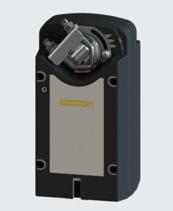 Resim Gruner 341-230D-03-S2 Yay Geri Dönüşlü Damper Motoru (3Nm)