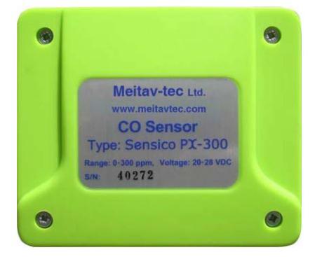 Kategori İçin Resim Karbonmonoksit Sensörü (CO)