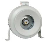 Bahçıvan BDTX 125 Yuvarlak Kanal Fanı. ürün görseli