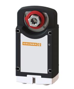 Resim Gruner 360-230-12-S2 Yangın Damper Motoru (12Nm)